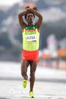 Feyisa Lelisa