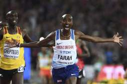 Mo Farah (GBR)
